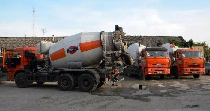 Купить бетон с доставкой в октябрьском бетон энерго
